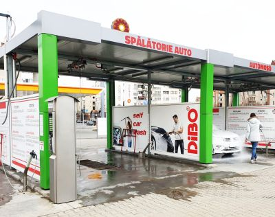 Sisteme SELF-SERVICE de spalare auto DIBO