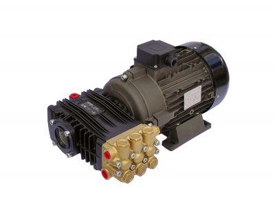 Pompa presiune spalare UDOR 200 bar - BC 15/20, motor 5.5KW cuplaj elastic