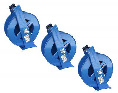 Tambur Automat Fix furtun inalta presiune Blue, 3 buc