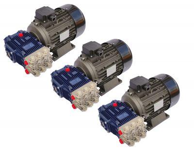Pompa Presiune Spalare ANNOVI REVERBERI AR JK 15.20H, motor 5.5KW, 3buc