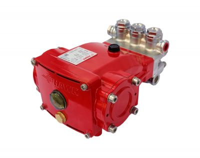 Pompa spalatorie Hawk NMT1520EBCW Ecobrass Heavy Duty CAR WASH Red