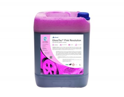 Spuma activa auto GlossTec Pink Revolution