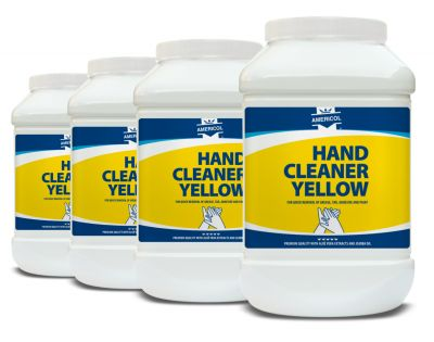 Americol Hand Cleaner Yellow 4,5L x4buc